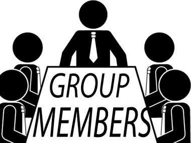 Facebook Group Members