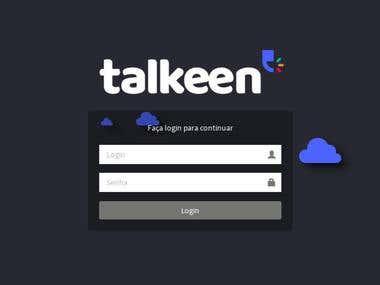 Talkeen