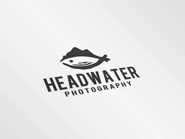 logo for Headwater Photography