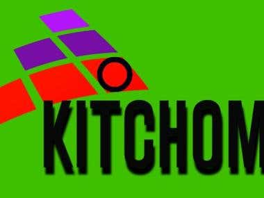 Kitchen and home appliances product logo