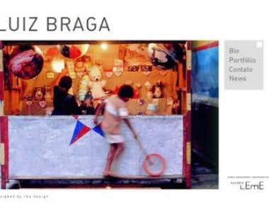 Photographer Luiz Bragas site