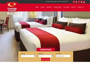 We Have Create a Hotel Website