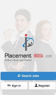 Search Job Web Or App
