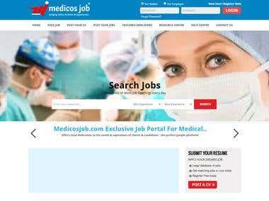 Medicos job
