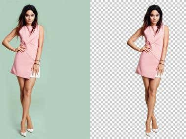 Remove Background 5 photos for 5$