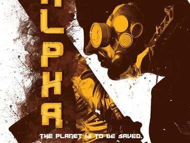 Alpha The Movie Poster