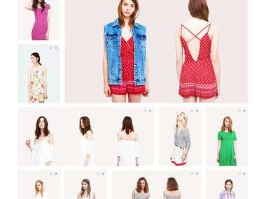Fashion - Ecommerce Website Template