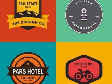 Logos we created