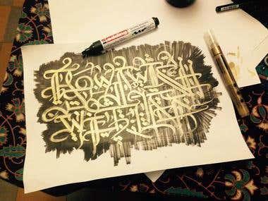 calligraphy 002