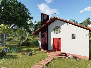 CHURCH RENDER