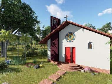 CHURCH RENDER