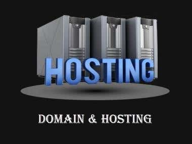 Web Hosting & Domian