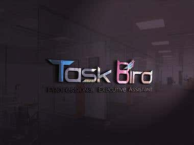 Logo for Task Bird