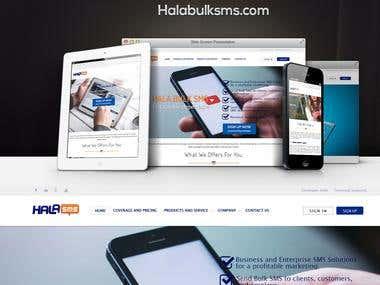 Halabulk SMS (halabulksms.com)