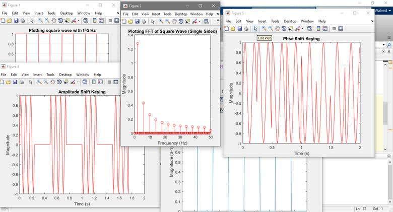 Hasty FFT and modulation analysis   Freelancer