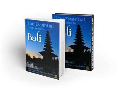 Re-design and Improvement of e-book cover