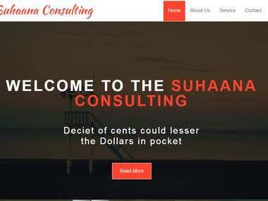 suhaanaconsulting.com