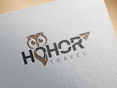 Hohor Travel Logo