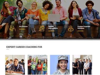 Website for Education