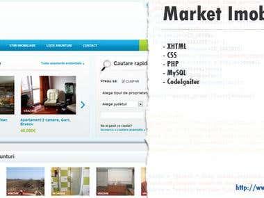 Market Imobiliar