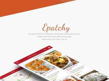 Application For EPATCHY RESTAURANT
