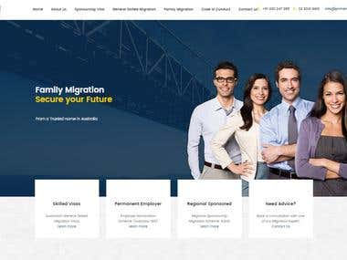 Wordpress Web site Prime migration