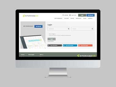 StorageOS App