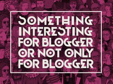 Something very interesting for blogger and not only