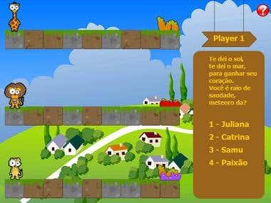 Desktop game in java