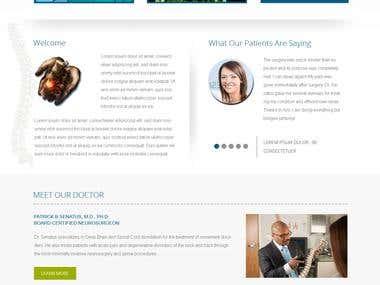 A Doctors site