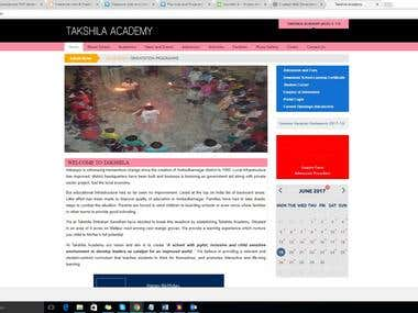 Takshashila Acadmy