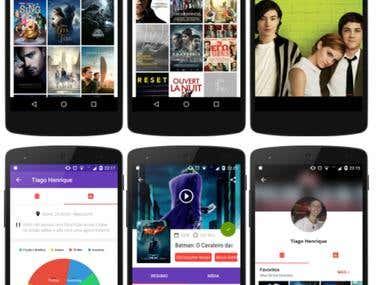 PopMovies - Social Movies App