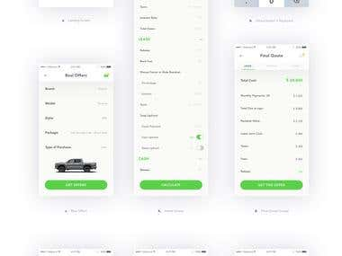 Mobile App Developer for Car Rental