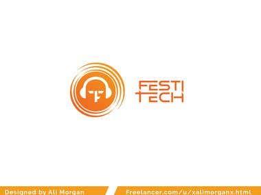 Logo for FestiTech.com