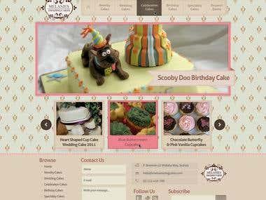 Melanies Amazing Cakes