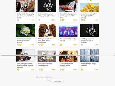 Social Marketplace httpsskilledbay.com