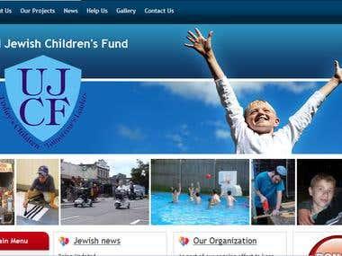 United Jewish Children's Fund, http://ujcf.org/