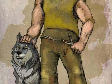 comic character