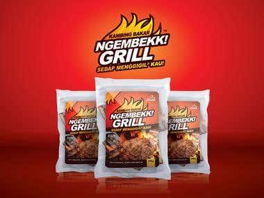 Ngembekk Grill Advertisement