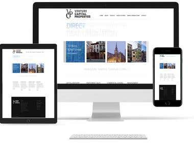 Vcpre - Real Estate, Property website based on WordPress