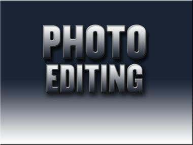 ANY KIND OF IMAGE EDITING