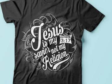 Cristian t shirt design