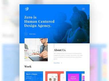 Zero Creative agency