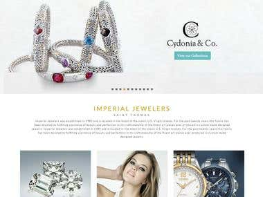 IMPERIAL JEWELERS- Magento Store