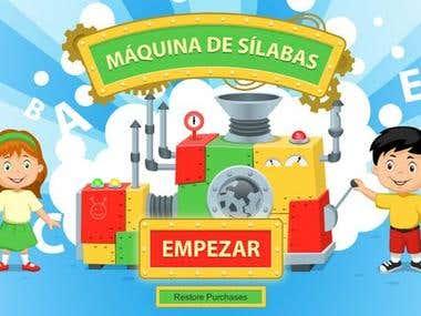 Maquina de silabas