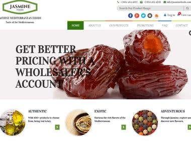 Woocommerce based online food ordering patform