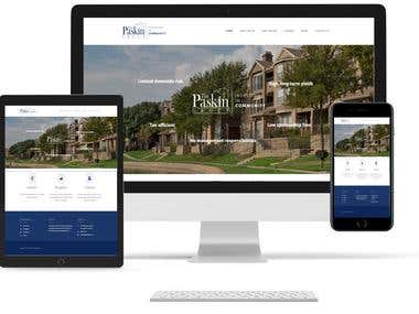Thepaskingroup - CMS Website