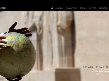 Drupal, Vanilla Forum, DOP :- http://www.tortorici-partners.