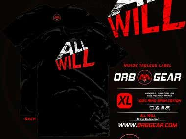 All Will Tee