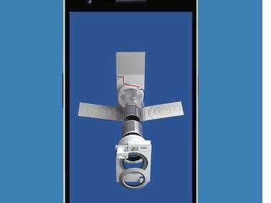 AR Washing Machine App-Yeppar